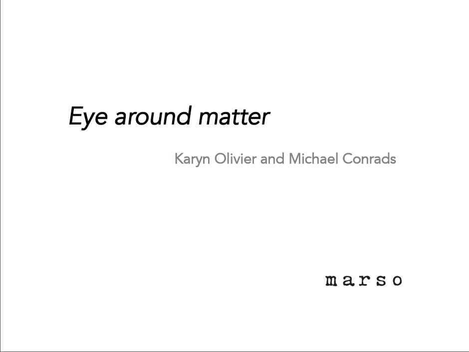 Eye-around-matter